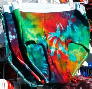 Spirituelle Unterhose.