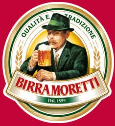 Señor Moretti hat sich heute wieder ordentlich einen hinter die Binde gekippt.