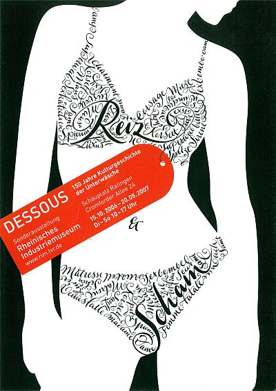 Dessous Flyer